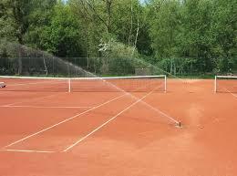 Beregening tennisbanen een must!