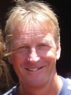 Walter van Erven. Trainer junioren ELTV.